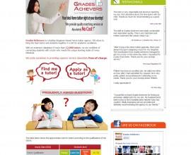 Grades Achievers (HTML) – www.gradesachievers.com.sg