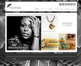 Fair Styles (E-commerce) – www.fairstyles.dk