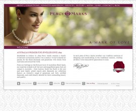 Percy Marks (HTML) – www.percymarks.com.au