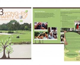 Yong-En – Magazine Design