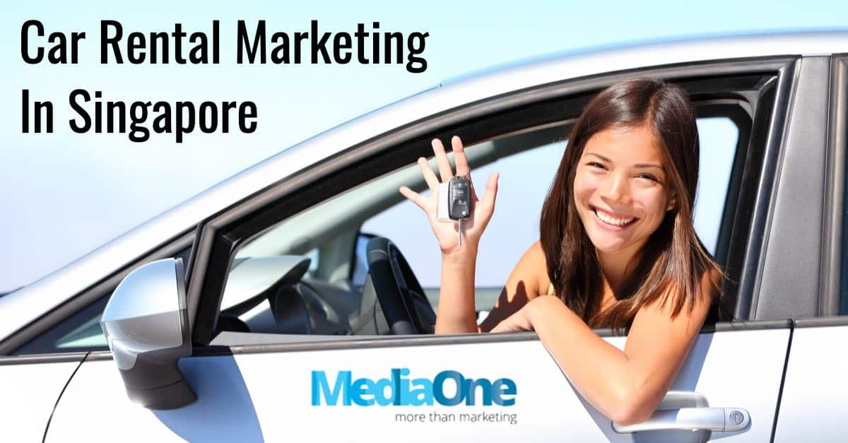 car rental marketing tactics for singapore