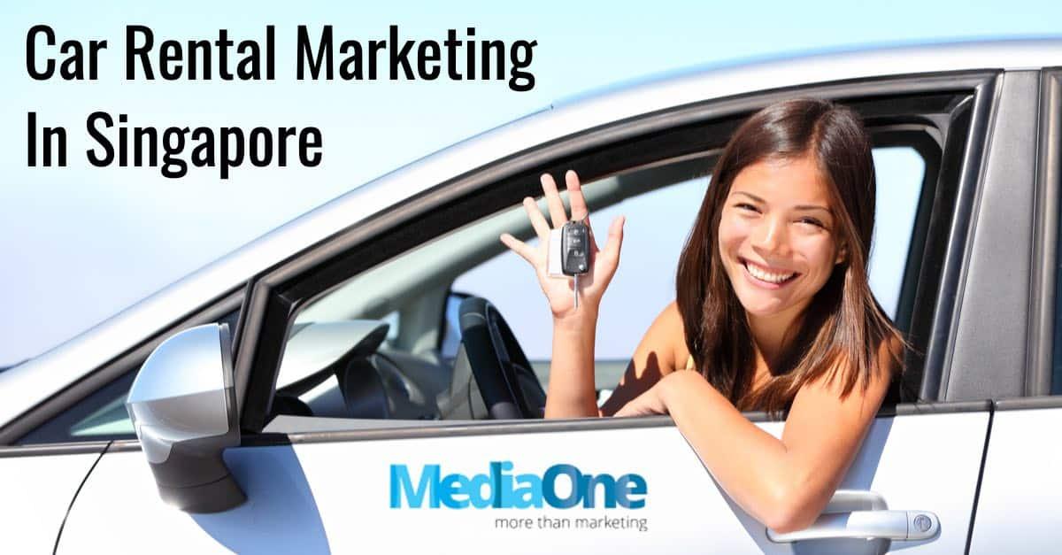 car rental marketing tactics for singapore