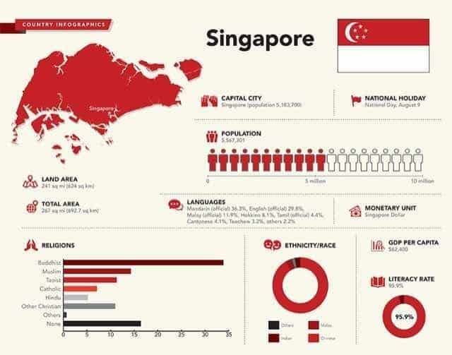 why is singapre an eager adopter of digital media