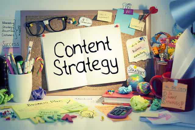 content marketing to create more traffic from the internet