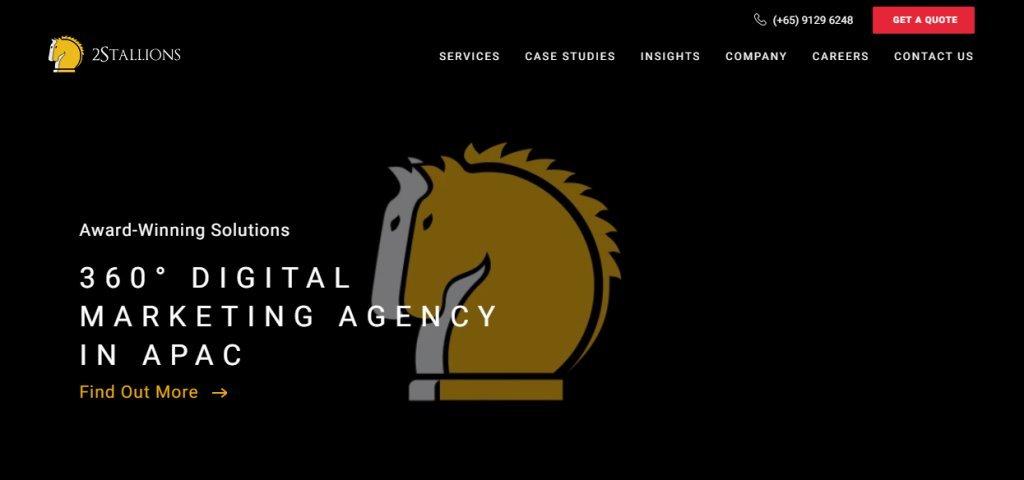 2Stallions Best Online Advertising Platforms For Singapore Businesses