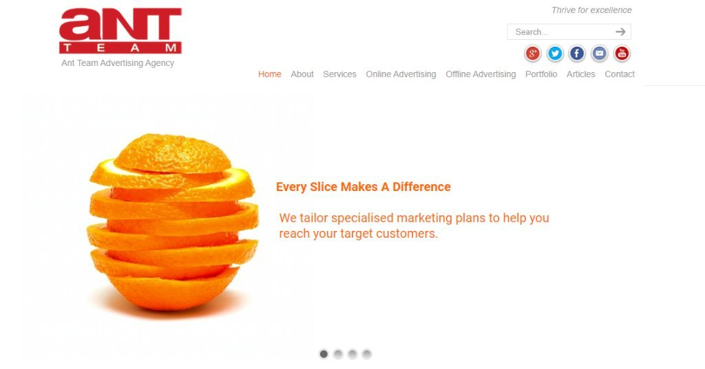 ANT Best Online Advertising Platforms For Singapore Businesses