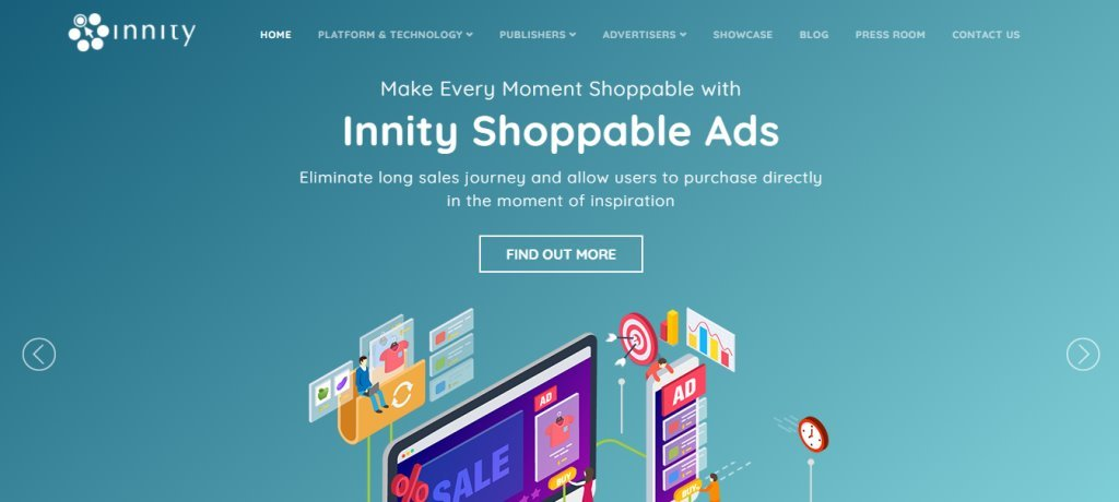 Innity Best Online Advertising Platforms For Singapore Businesses