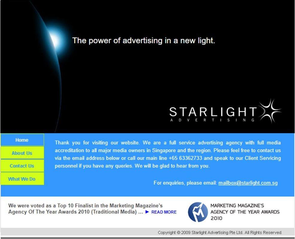 Starlight Best Online Advertising Platforms For Singapore Businesses