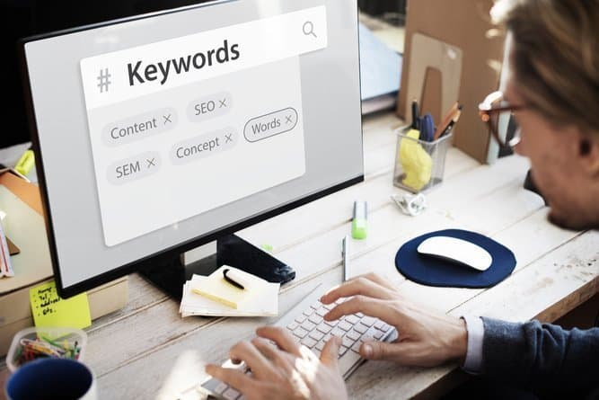 SEO Tip: Use of Keyword in the Title Tag