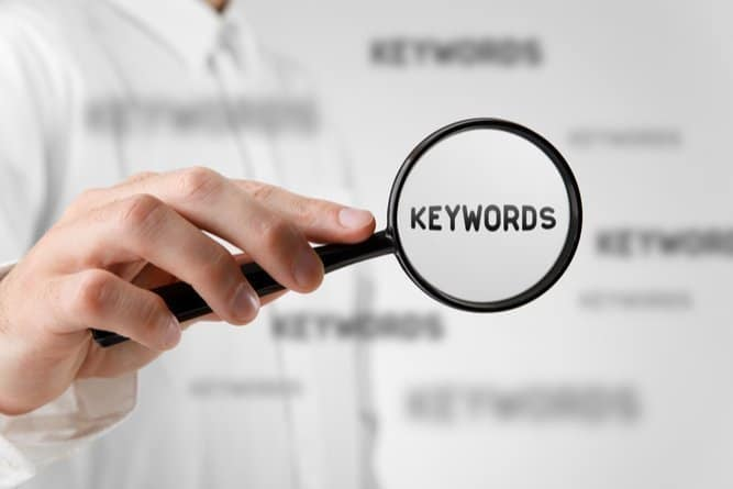 SEO Tips: Order of Keywords