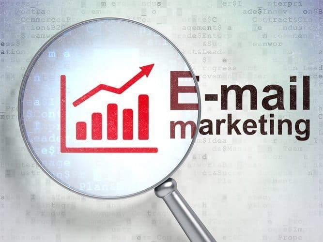 Sending, Scheduling An Email In An Email Marketing Application