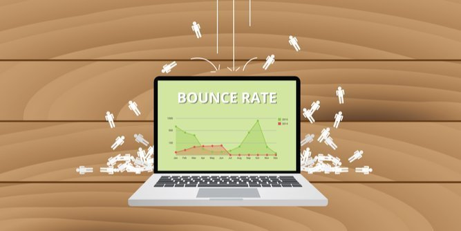 5 Reasons Your Website Records High Bounce Rate