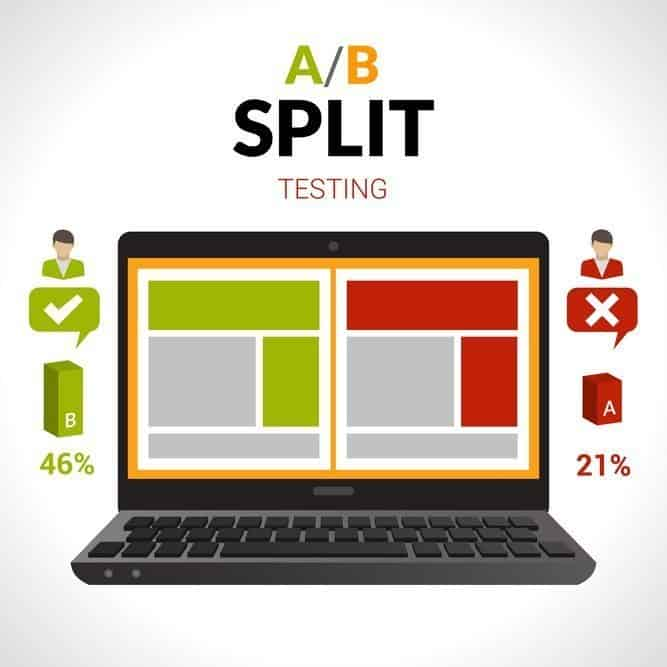 Using Split Testing for More Effective Digital Marketing
