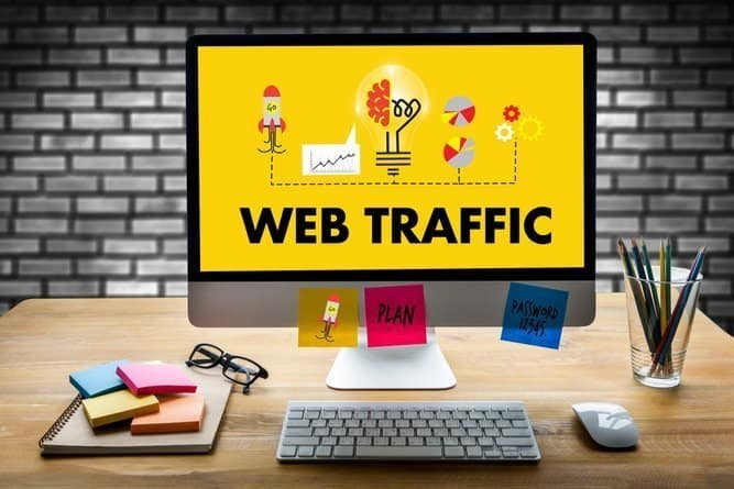 Web Traffic and Importance of Quality Traffic
