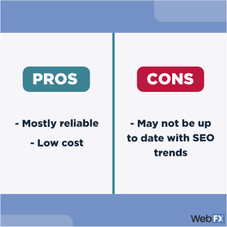 Reasons to outsource SEO 1