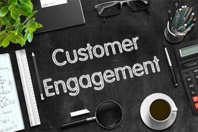 engaging your customers in your online business platform