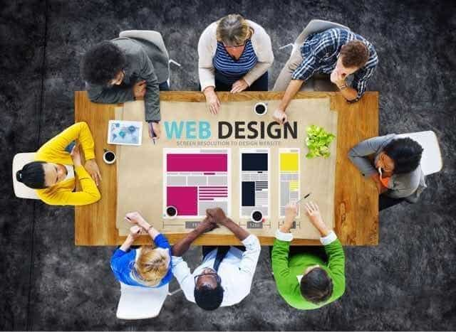 findng a good web design team