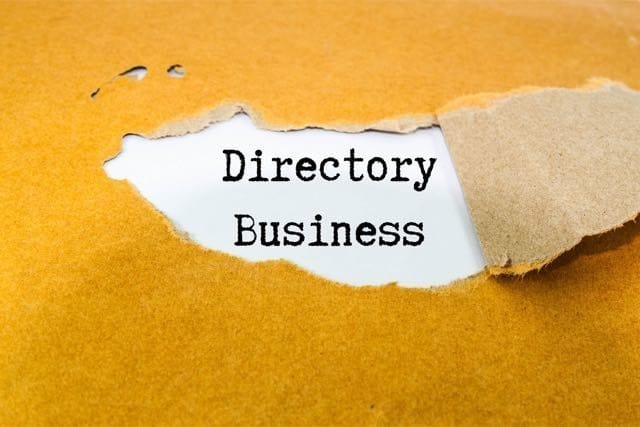 get your catering service listed in online business directories