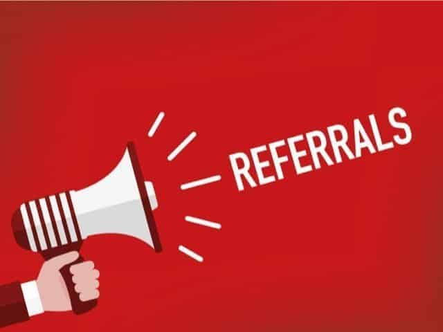 referrals are important to online businesses