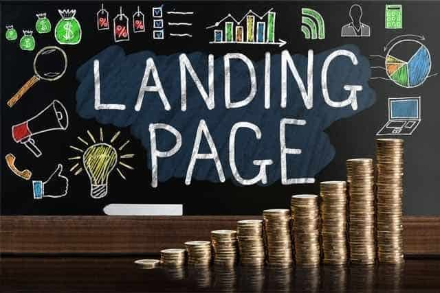 seo ready landing pages