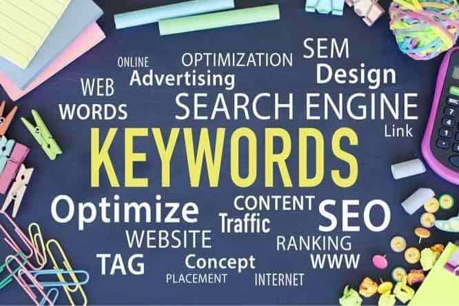 How to select the right keywords and keywords types for PPC