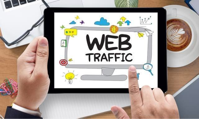 why is web traffic important