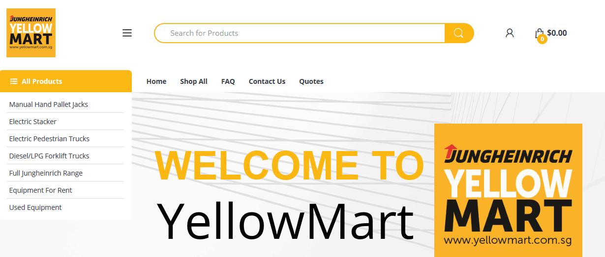 Yellow mart