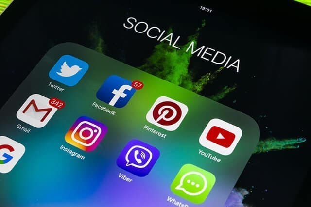 social media apps for marketing