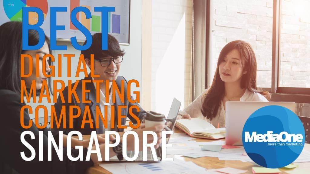 Best Digital Marketing Companies in Singapore