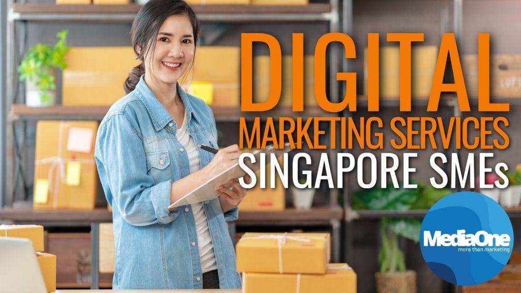 Digital Marketing Services for Singapore SMEs