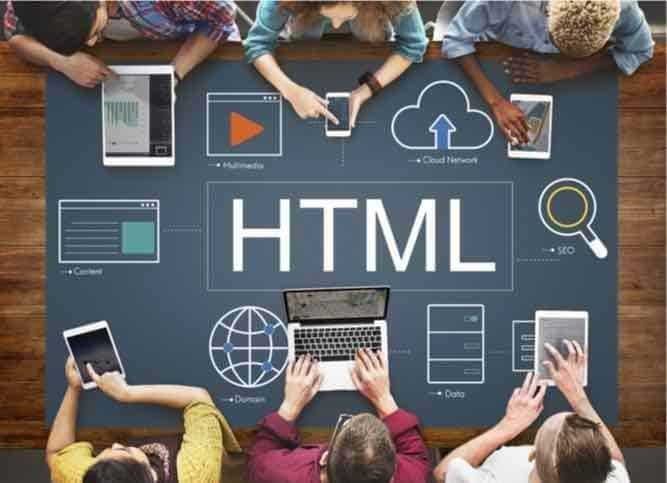 SEO friendly html