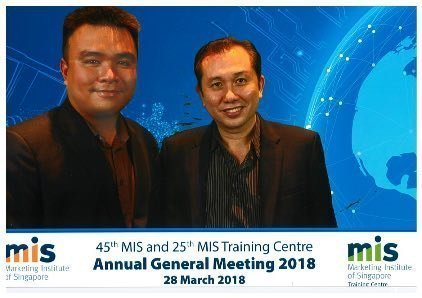 Marketing Institute of Singapore MIS AGM March 2018 MediaOne Attendees