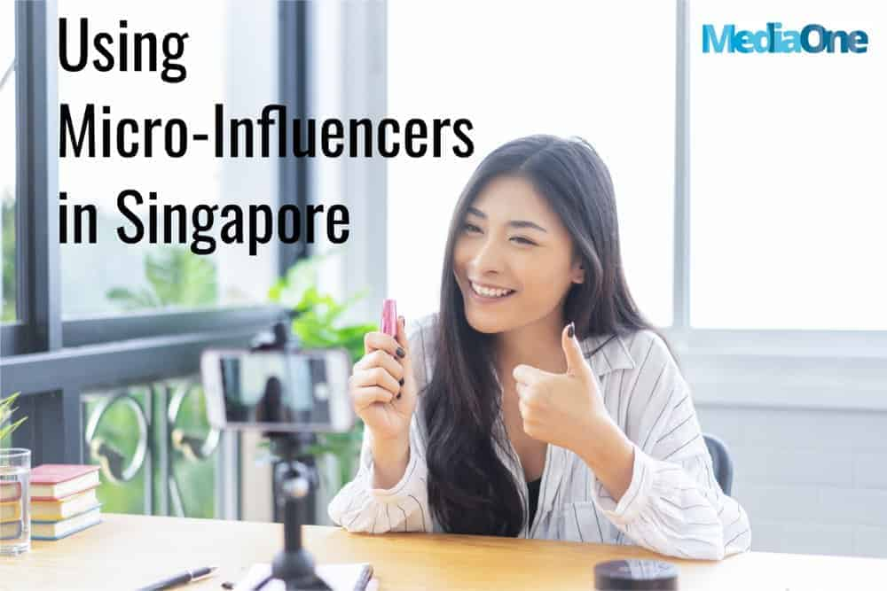 how to use micro influencers in singapore