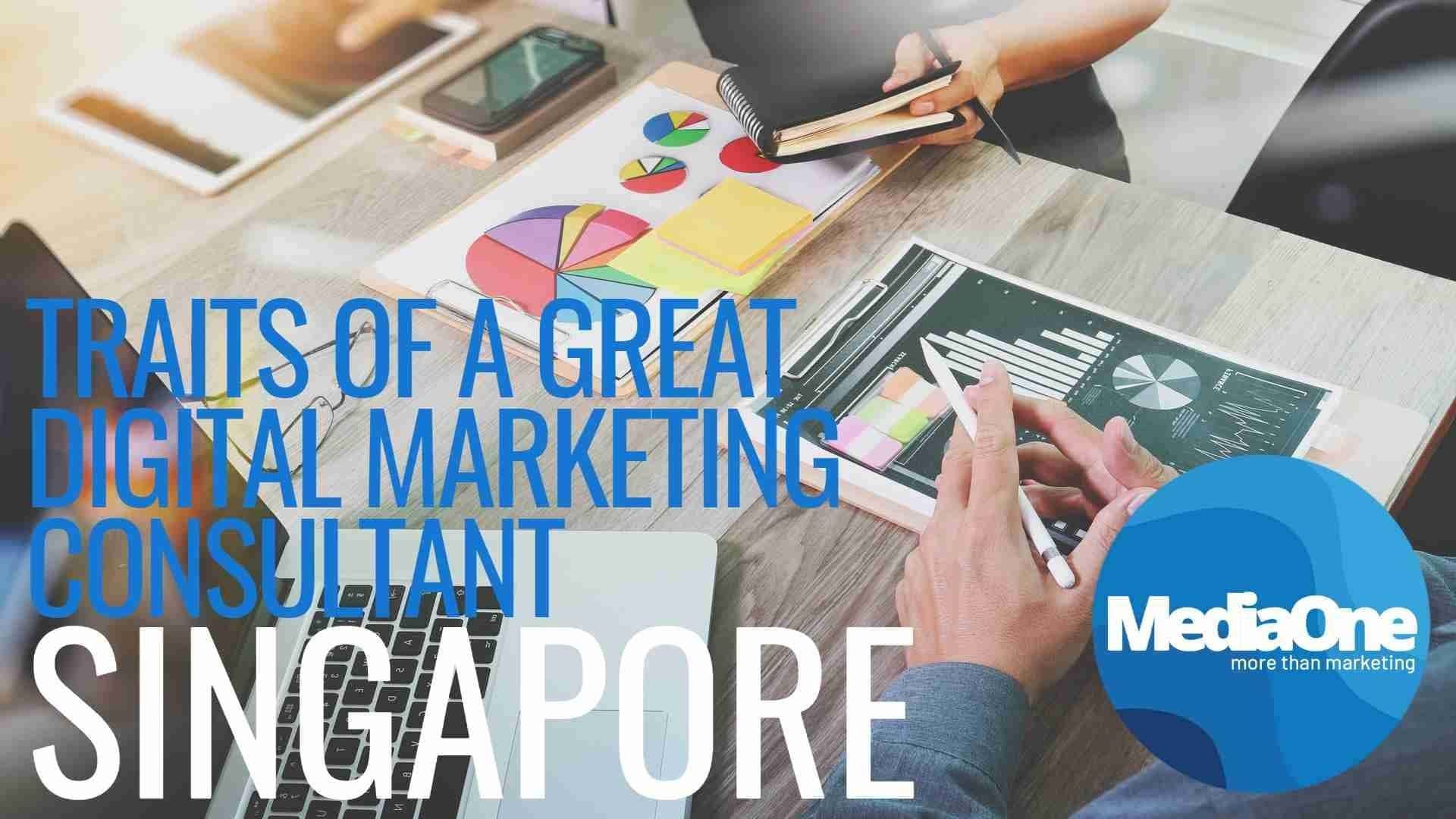 Traits Of A Great Singapore Digital Marketing Consultant