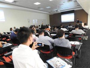 digital marketing seminar at national library