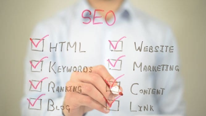 Singapore business owners can use a quick checklist to ensure their SEO sites are friendly.