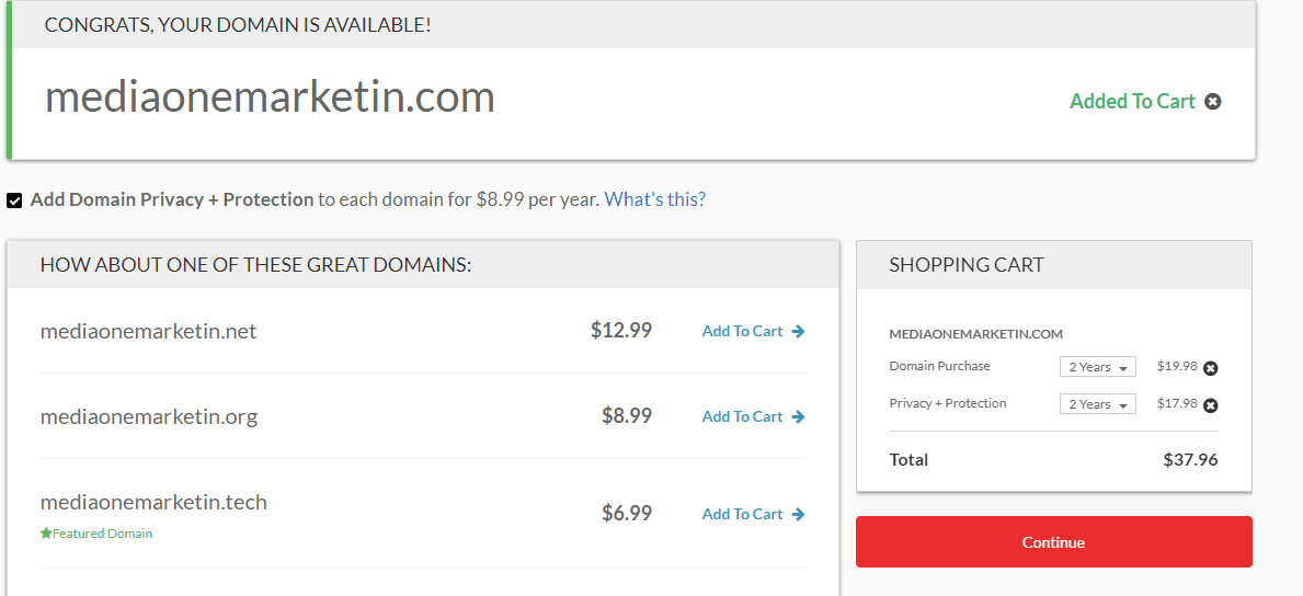 How to register a domain name image5