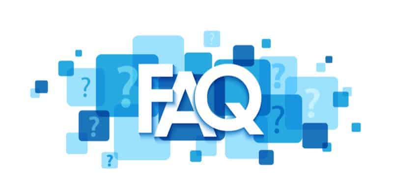 some frequently asked questions about SEO