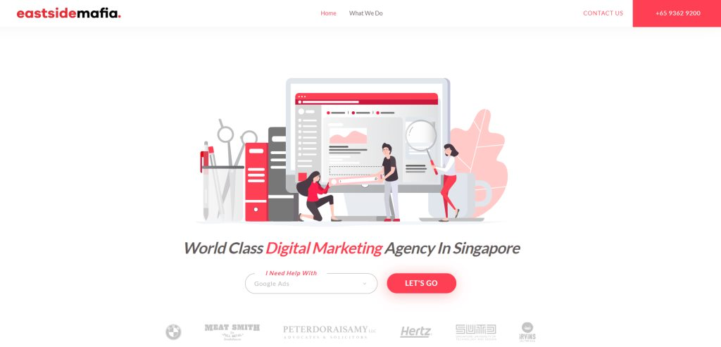 eastside Mafia The Top Web Development Companies In Singapore