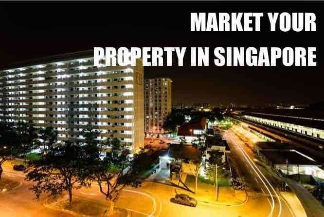 ways to market your property in singapore