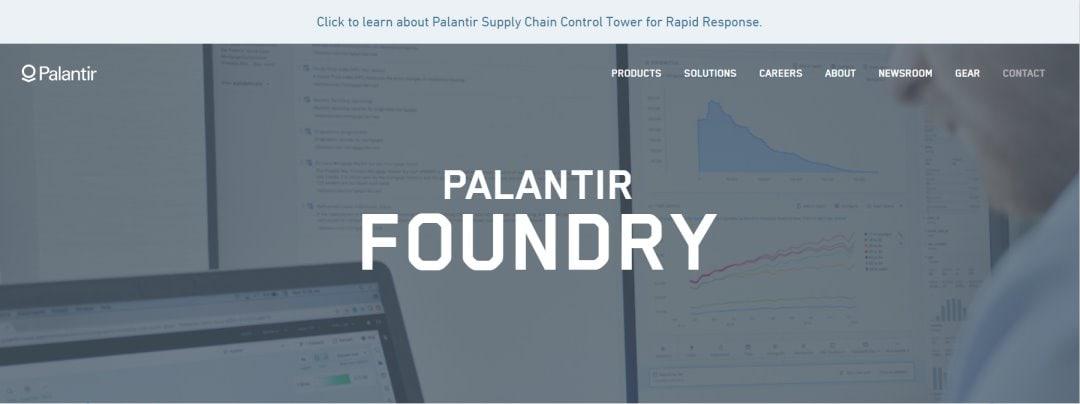Palantir Analytics Tools