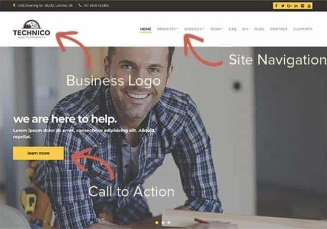 importance of site navigation