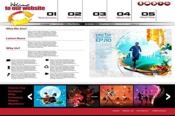 corporate websites Singapore