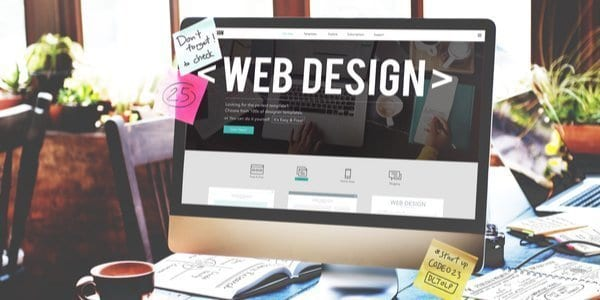 how to start your own web design company