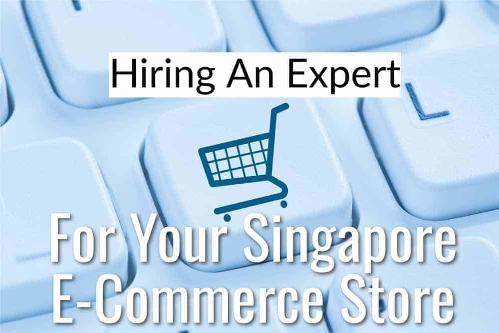 engage ecommerce expert singapore