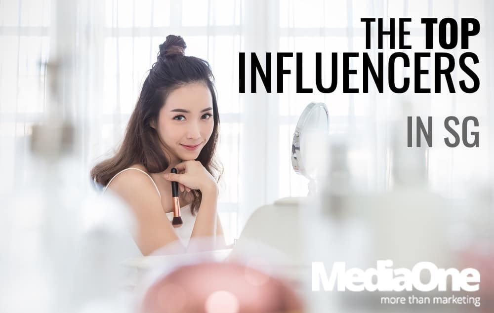 Top 39 Influencers Marketers In Singapore