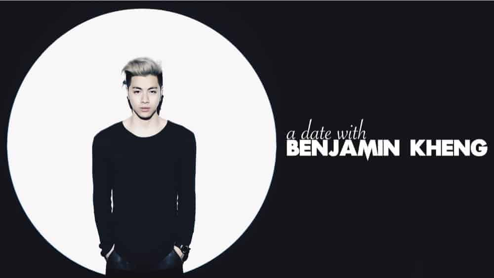 Benjamin Kheng sam willows social influencer singapore