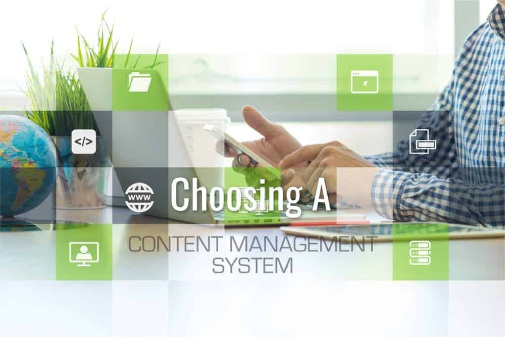 Choosing A Content Management System (CMS) For Your Singapore Website