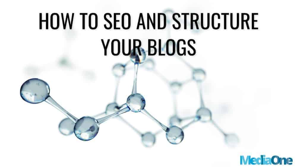 SEO for blogs and articles to improve ranking on google
