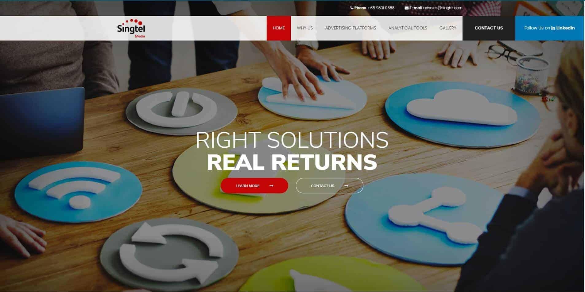 Website Design Services Singapore 127